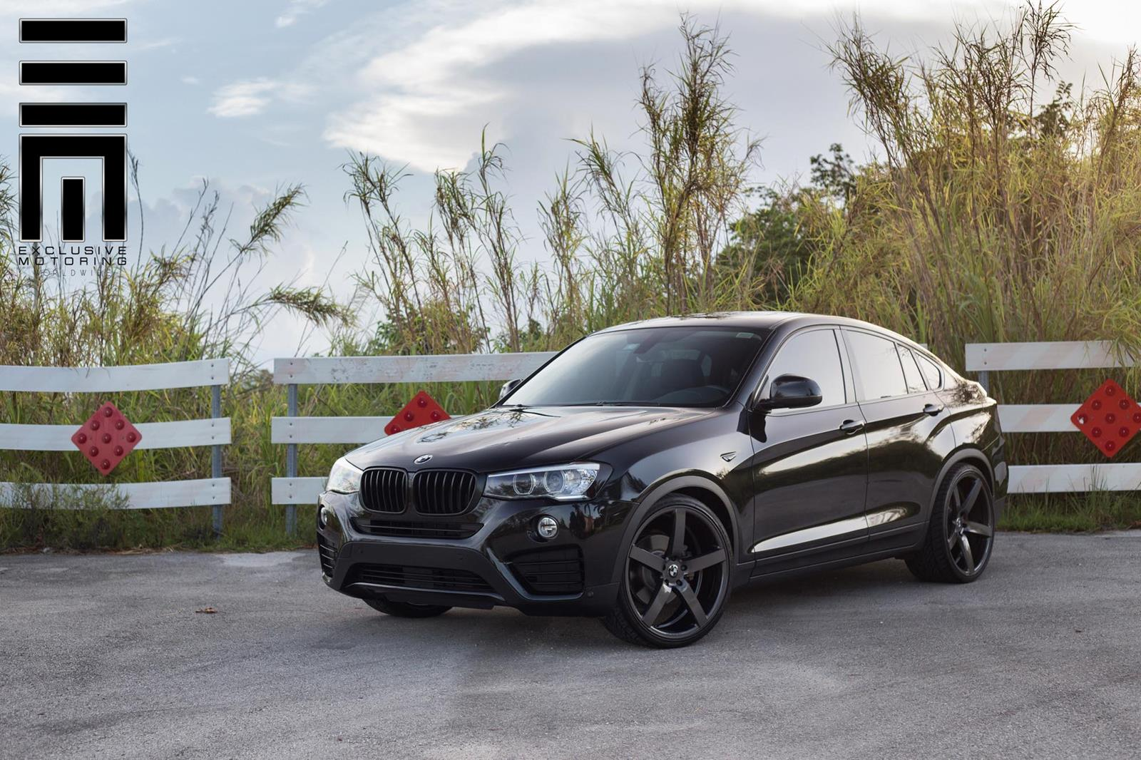 Bmw X4 Custom Wheels Vossen Cv3 22x9 0 Et Tire Size