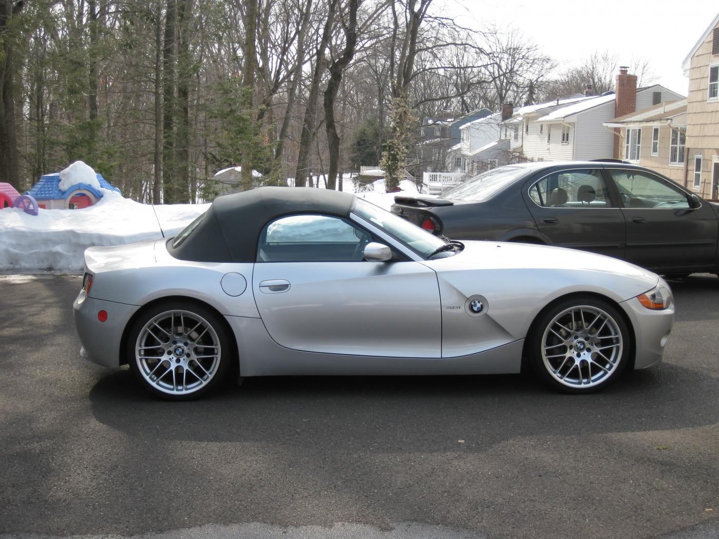 Bmw Z4 Custom Wheels Vmr Csl 19x8 5 Et 40 Tire Size 235