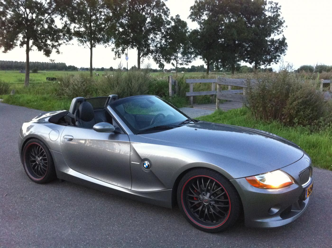 Bmw Z4 Custom Wheels Breyton Cs 19x Et Tire Size 235 35