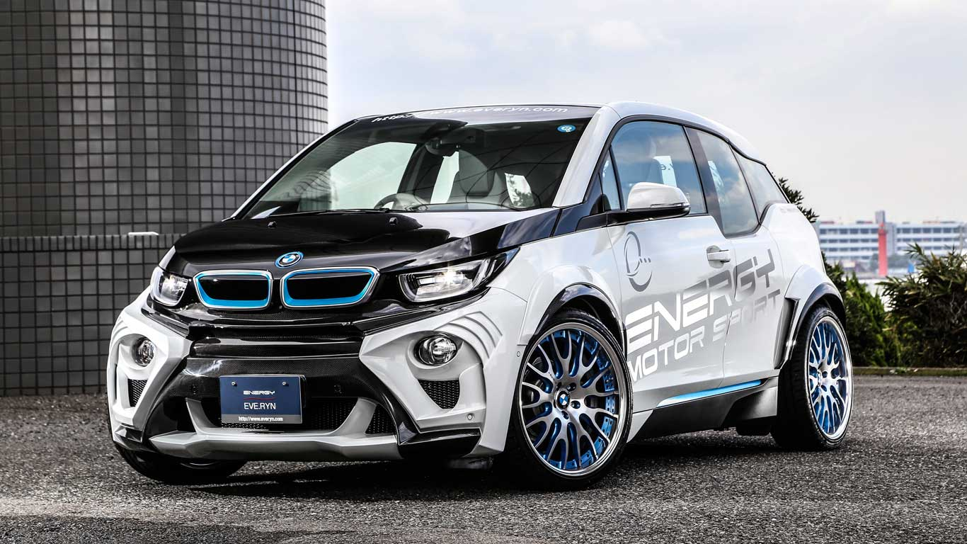 bmw i3 custom wheels eve ryn evo 20x et tire size r20. Black Bedroom Furniture Sets. Home Design Ideas