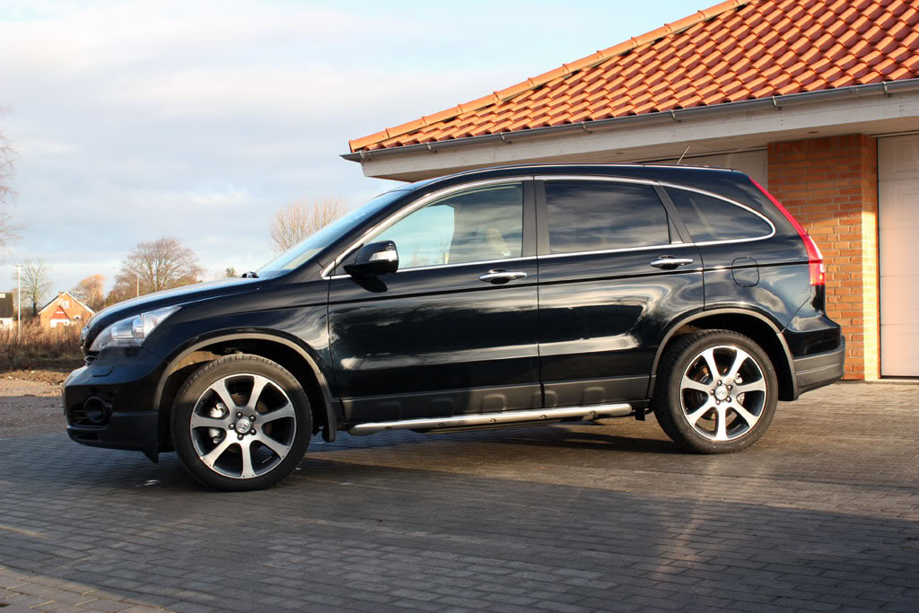 Honda Cr V Custom Wheels 19x Et Tire Size R19 X Et