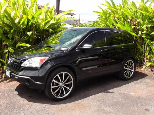 Honda Cr V Custom Wheels Lexani Lss 10 22x Et Tire Size