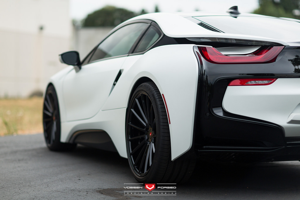 Bmw I8 Custom Wheels Vossen Vps 305 22x9 0 Et Tire Size R22
