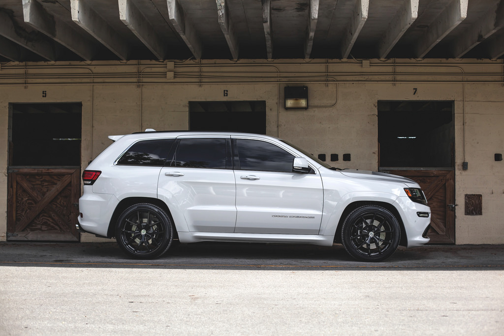 Awesome ... Tire Photo 2 Jeep Grand Cherokee Custom Wheels HRE P101 21x10.5, ET ,  Tire
