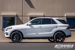 Mercedes-Benz GLE-Class tuning