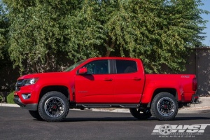 Chevrolet Colorado tuning
