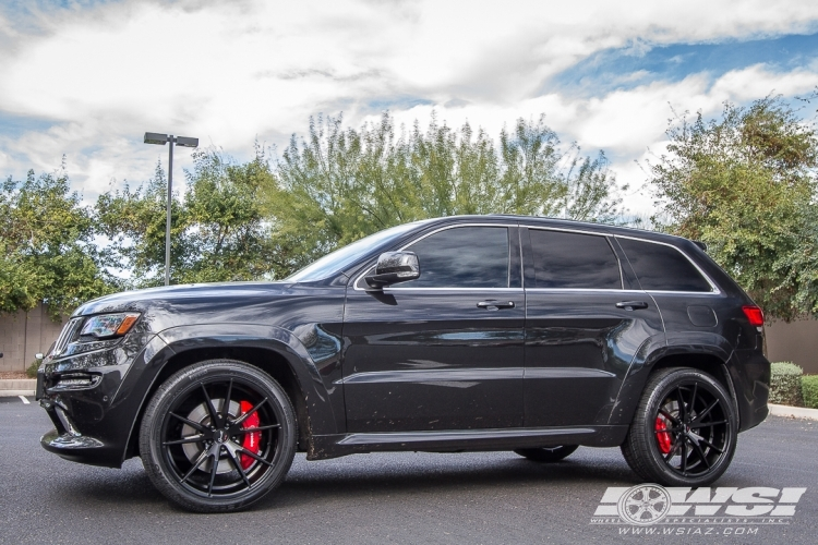 2014 Jeep Grand Cherokee Aftermarket Wheels