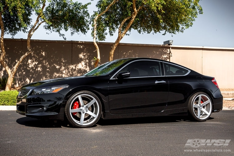 Honda Accord Custom Wheels Vossen Cv3 R 20x Et Tire