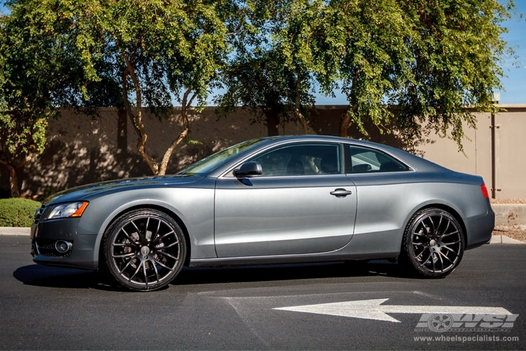 Audi A5 Custom Wheels Giovanna Kilis 20x Et Tire Size