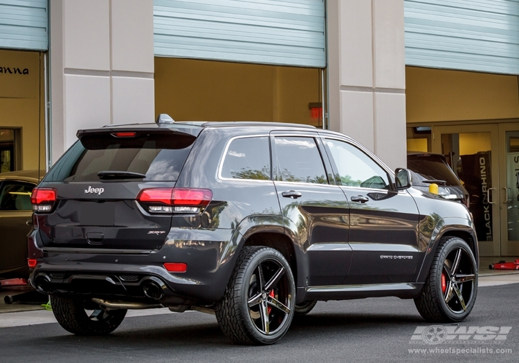 2013 Jeep Grand Cherokee Aftermarket Wheels