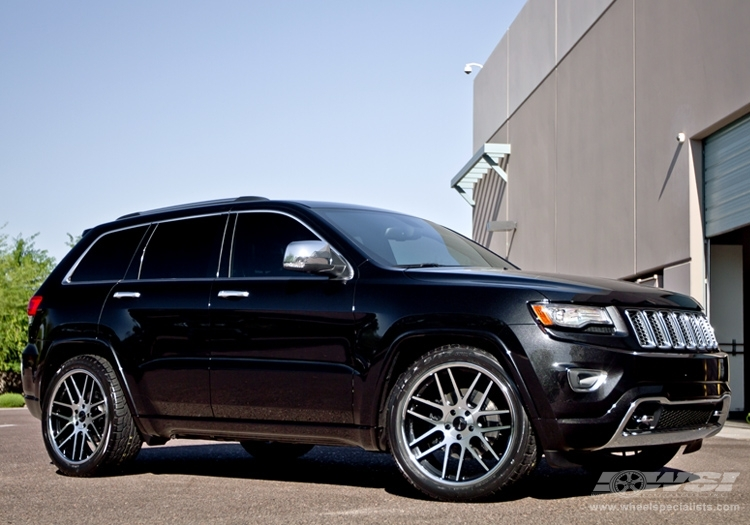 Amazing 2013 Jeep Grand Cherokee Aftermarket Wheels