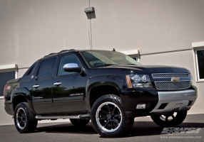 Chevrolet  Avalanche tuning