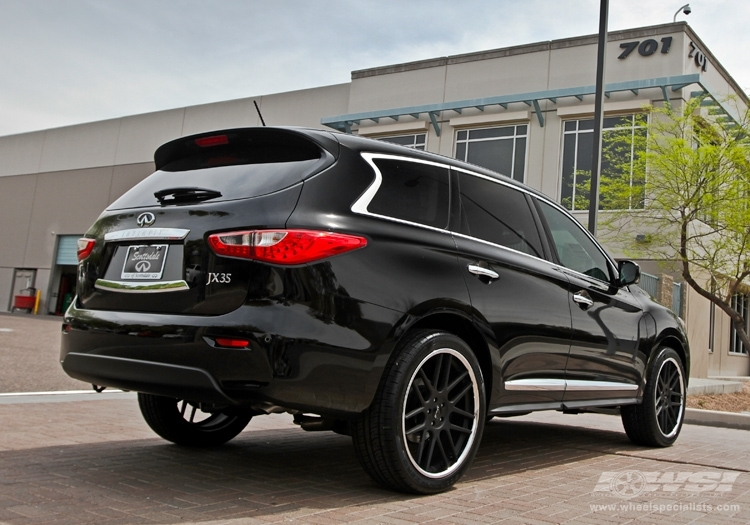 Custom Wheels Tires For Infiniti Jx35