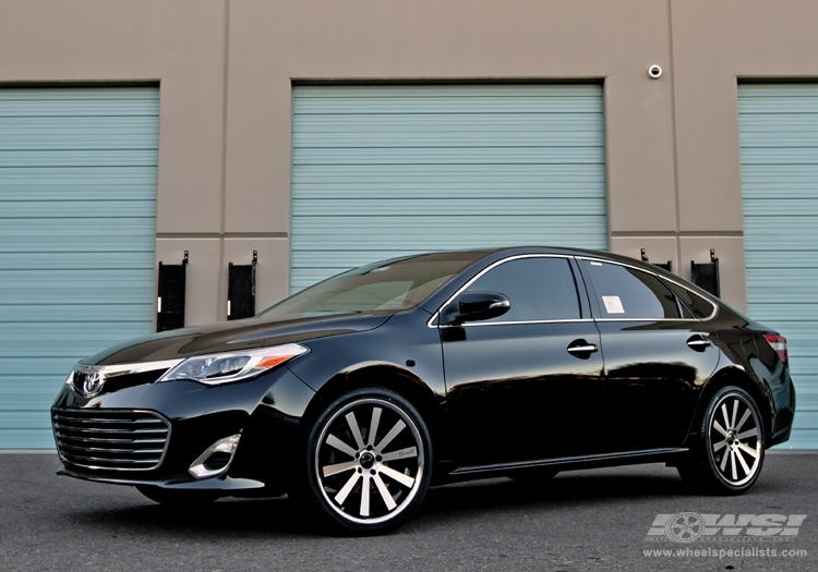 Toyota Avalon Custom Wheels Gianelle Santo 2ss 20x Et