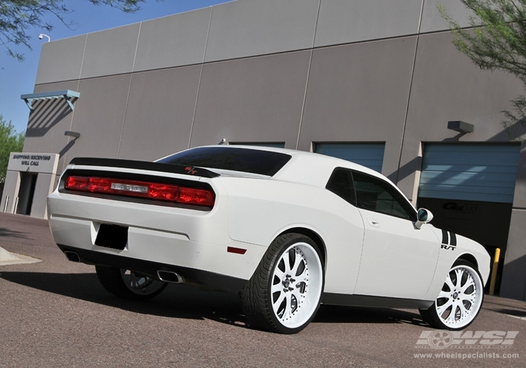 photo 1 Dodge Challenger custom wheels Asanti AF-153 24x, ET , tire size / R24. x ET