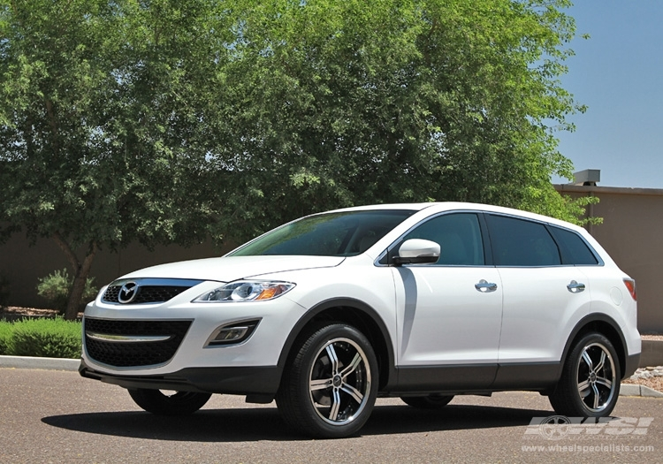 2008 mazda cx 9 tire size