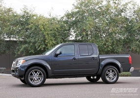 Nissan Frontier tuning