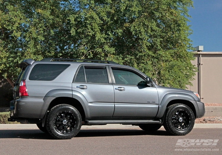 2015 toyota 4 runner tire size autos post. Black Bedroom Furniture Sets. Home Design Ideas