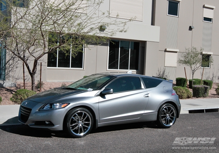 Custom Wheels Tires For Honda Cr Z