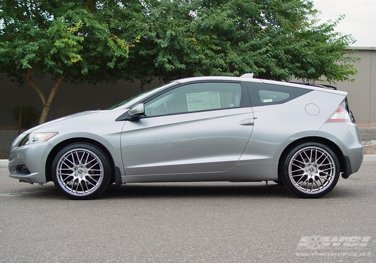 Honda Cr Z Custom Wheels Enkei Ekm3 18x Et Tire Size